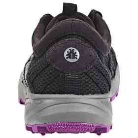 Icebug Mist2 RB9X Shoes Women Black/Dark Magenta